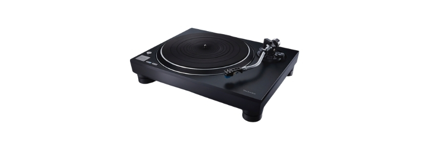 Der neue SL-100C Plattenspieler von Technics wird ab Juni 2021 erhältlich sein