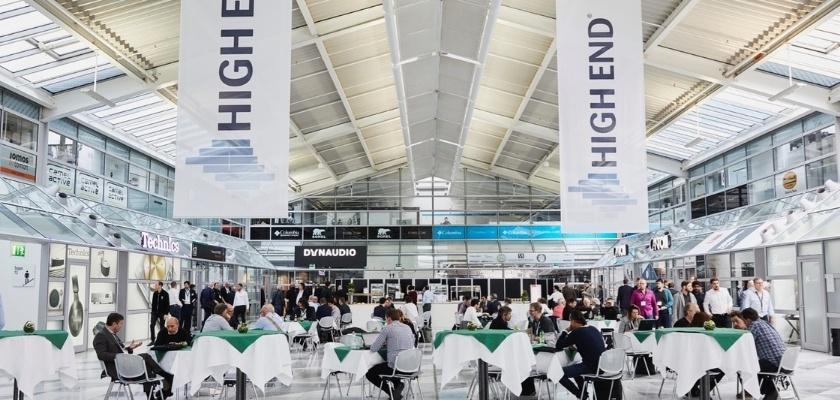 """Die """"High End"""" 2019 in München"""