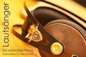 Die Kopfhörer-Manufaktur Lautsänger präsentiert eine Neuentwicklung