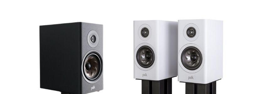 """Die Pok Audio Modelle aus der """"RESERVE""""-Serie wird es in den Farben Schwarz und Weiß geben (Hier die R200)"""