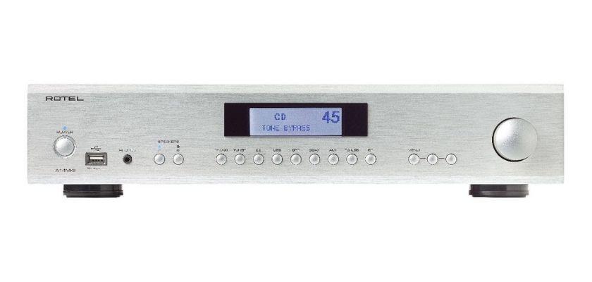 Rotel A14MKII Stereo-Vollverstärker