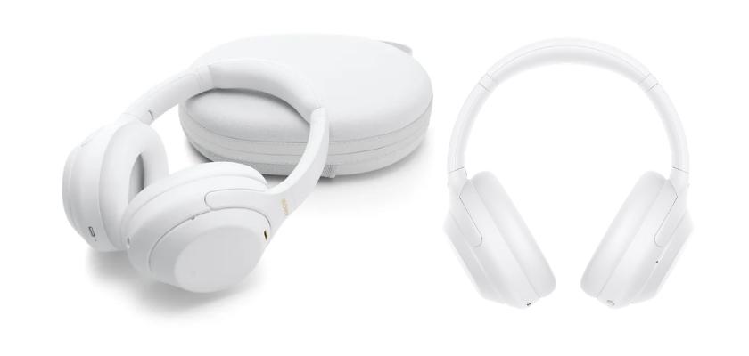 Sony präsentiert WH-1000XM4 in Silent White