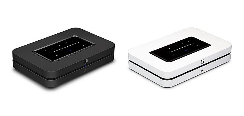 Auch die NODE Musik Streamer ist in zwei Farben erhältlich