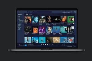 Audirvana Studio Software hält Update