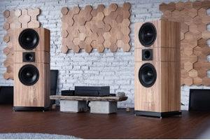 Pylon Audio präsentiert seine neuen Amber MKII Standlautsprecher