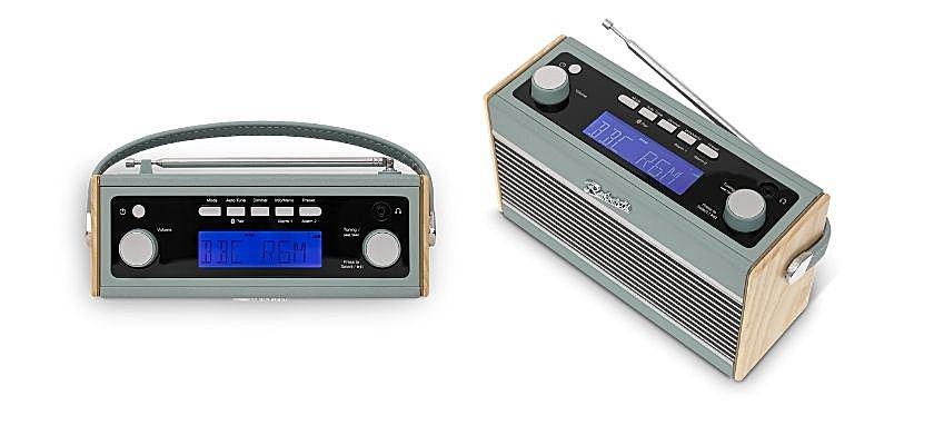 Rambler BT Stereo in Pastel Blue