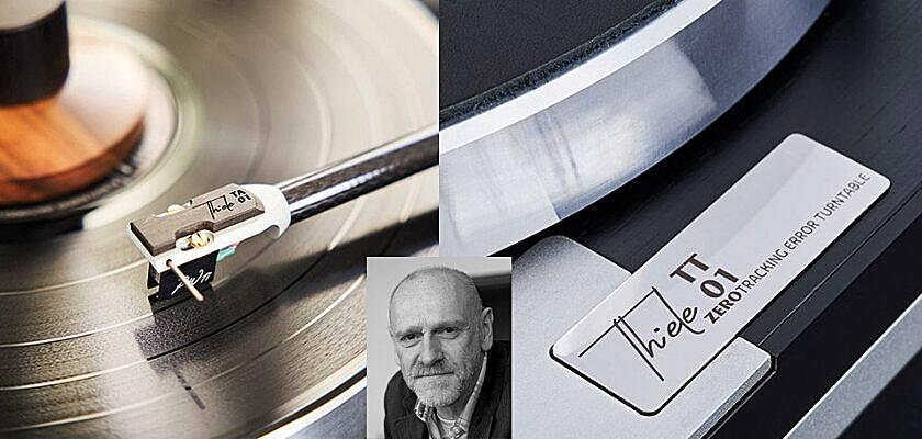 """Für sein Projekt arbeitet Helmut Thiele mit ATR """"Audio Trade"""" zusammen"""