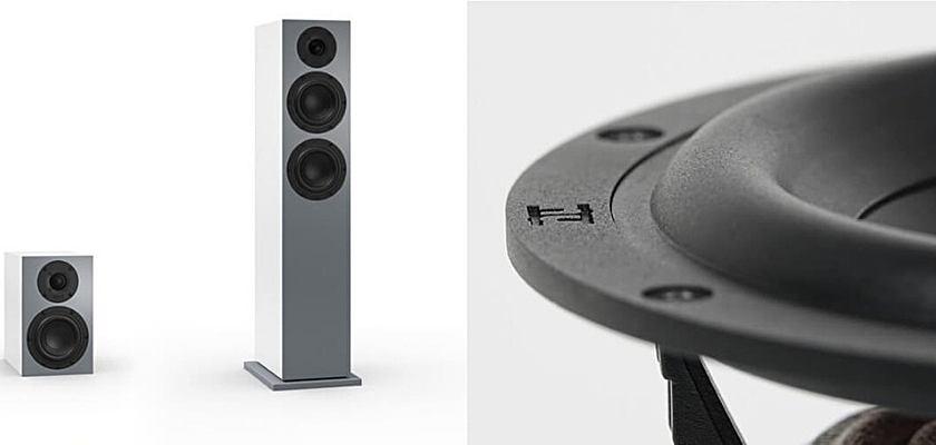 Langlebige Technik macht die nuBoxx-Lautsprecher-Serie zu einem attraktiven Angebot