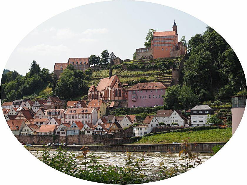 Altstadt von Hirschhorn