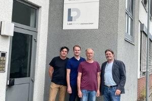 Lake People Electronic erweitert Entwickler-Team