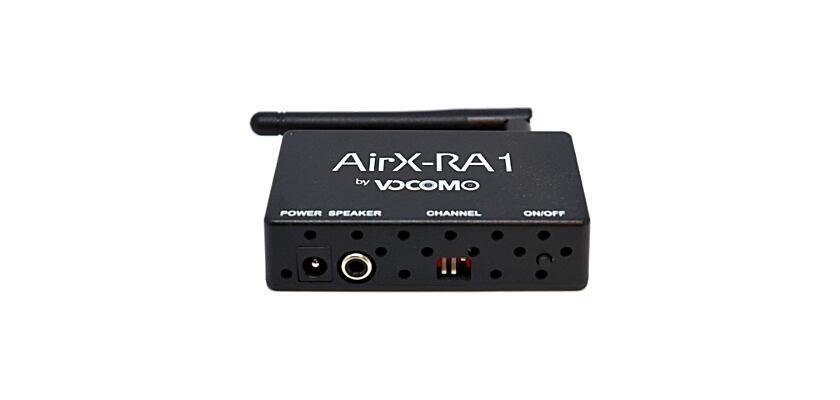 AirX-RearKit HiRes Audio-Funksystem für Passivlautsprecher