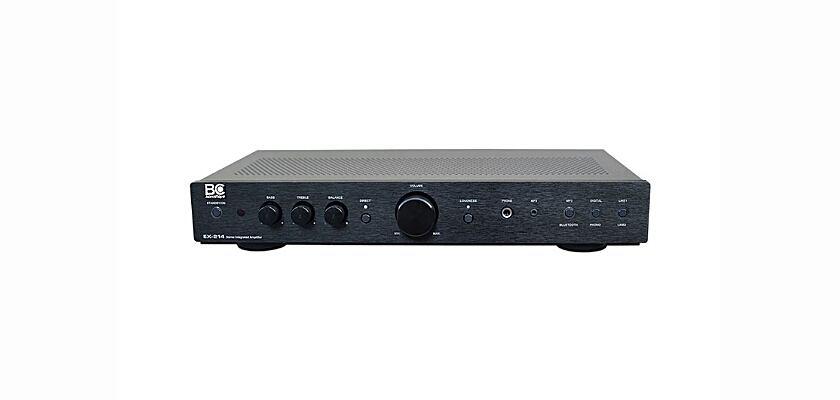 BC Acoustique EX-214 Stereo Verstärker von Vorne