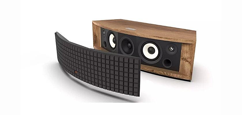 Das JBL L75ms Musiksystem soll Ende 2021 erscheinen