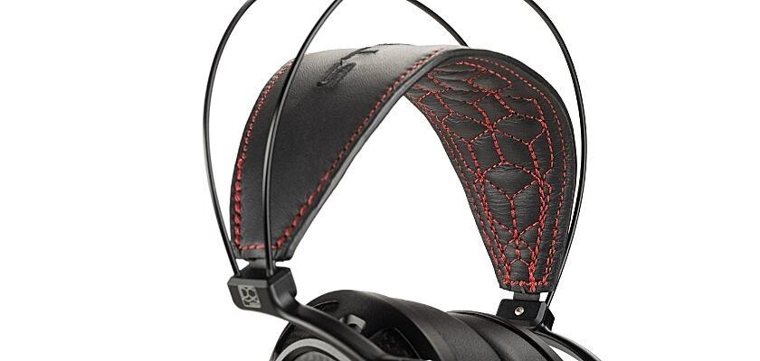 Der Kopfbügel der Dan Clark Audio Stealth Kopfhörer