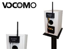 Vocomo stellt zwei neue HiRes Audio Funksysteme vor