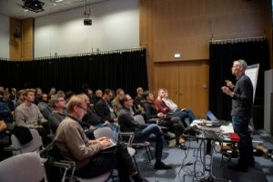 Von 03. bis 06. November findet die Tonmeistertagung TMT31 in Düsseldorf statt