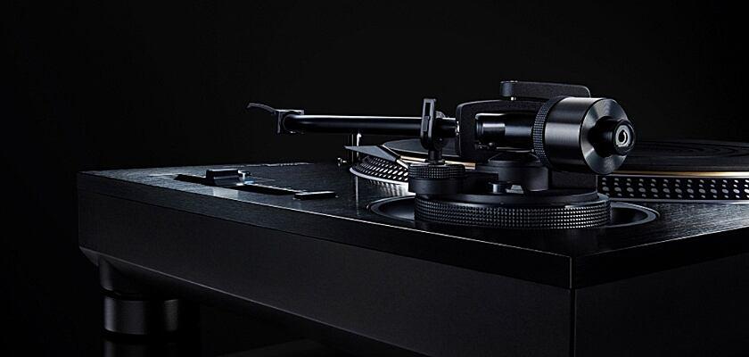 Der Technics SL-1210G Highend-Plattenspiler soll im Oktober auf den Markt kommen