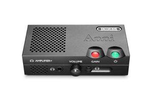 Der ANNI-Vollverstärker von Chord Electronics Ltd.