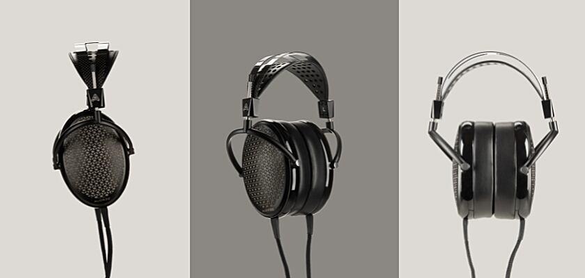Der Audeze CRBN Kopfhörer von allen Seiten