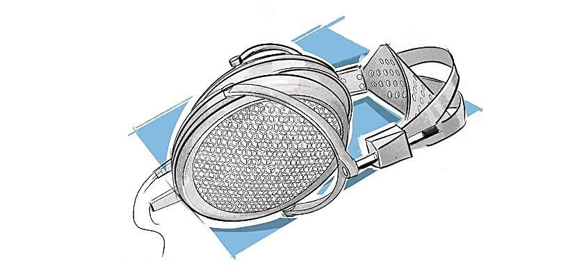 Die hohen Standards des Audeze CRBN Kopfhörer wurden durch ein neue Konzept erreicht