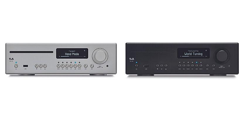 T+A MP 200 in Silber und Schwarz