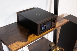 BluOSTM Streaming-Vollstärker NAD C 700