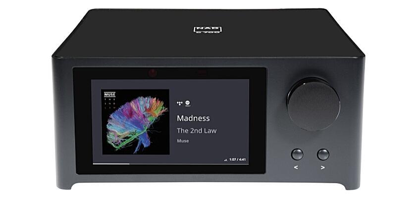 Der neue BluOSTM Streaming-Vollstärker NAD C 700