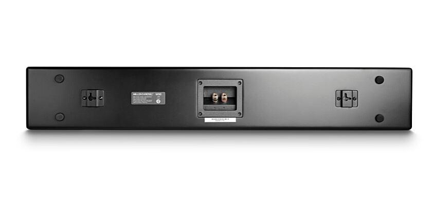 M&K Sound M90 Lautsprecher Rückseite