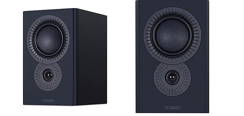 Mission LX CONNECT Lautsprecher in Schwarz