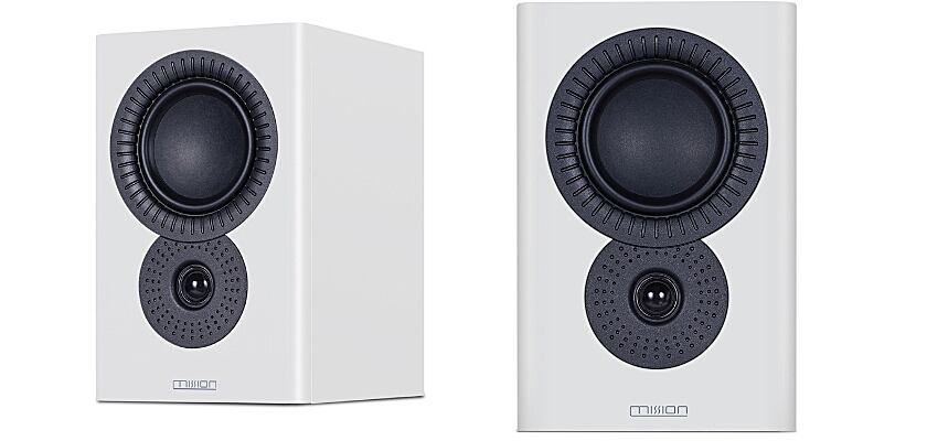 Mission LX CONNECT Lautsprecher in Weiß
