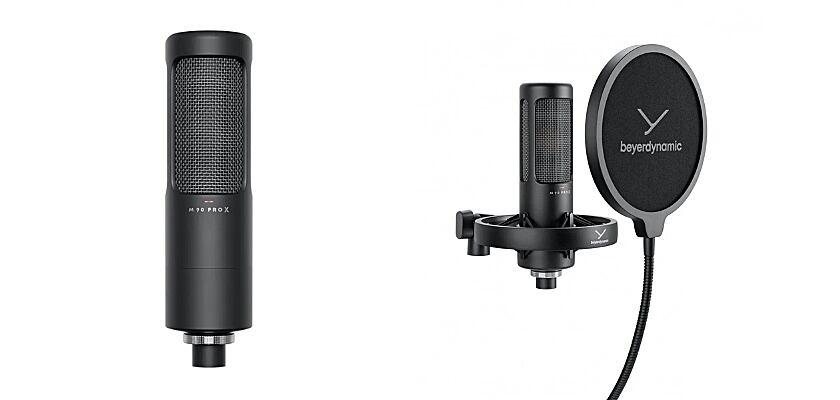 beyerdynamics M 90 Pro X Broadcast Mikrofon